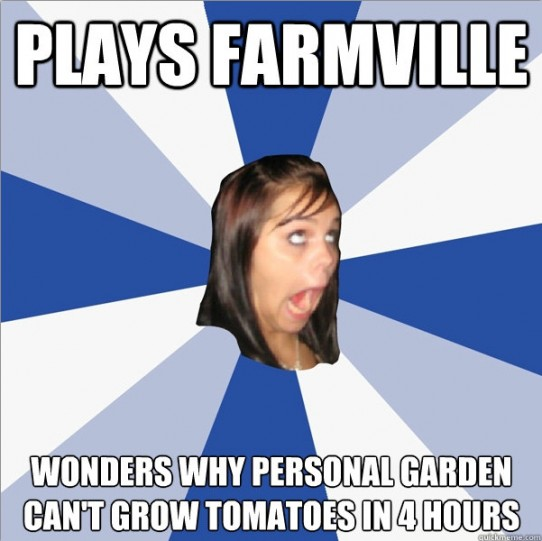 Farmville Meme