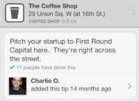 Silicon Alley Tips & Tricks, from Charlie O.