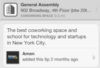 Silicon Alley Tips & Tricks, from @digital_sweet