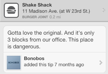 Shake Shack (23rd and Madison)