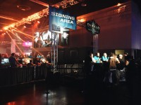 Signing Area at BlizzCon 2016