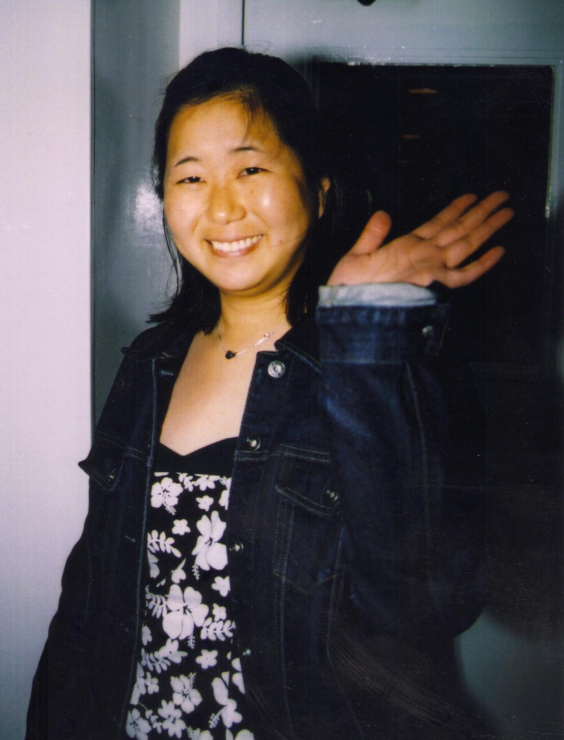 Our dearest friend and co-worker, Rannie Yoo.